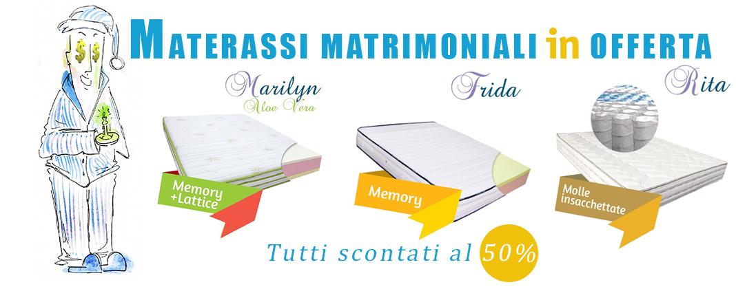 Le 3 migliori offerte di materassi matrimoniali al prezzo più ...