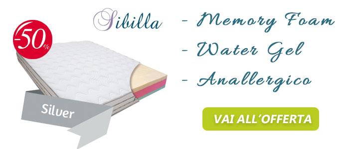 Offerte Materassi In Memory Foam.Materassi Memory In Offerta La Nostra Top 4